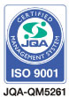 ISO9001 JQA-QM5261