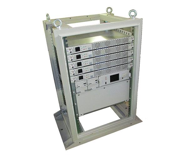 移動通信基地局用整流装置  (基地局屋内)